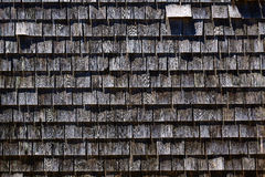 Cape Cod wooden wall detail Massachusetts Royalty Free Stock Photos