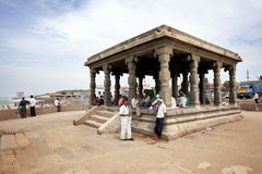 Cape Comorin Royalty Free Stock Photography