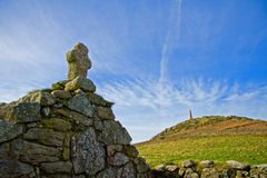 Cape Cornwall Royalty Free Stock Image