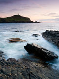 Cape Cornwall Royalty Free Stock Photography
