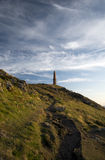 Cape Cornwall, St Just, Cornwall Royalty Free Stock Photo