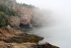 Cape d'Or Shore Stock Photo
