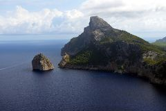 Cape de Formentor Royalty Free Stock Photo