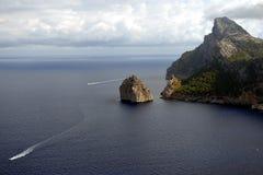 Cape de Formentor Stock Images