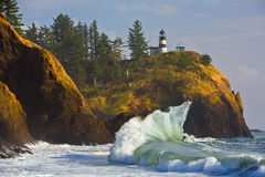 Free Cape Disappointment Lighthouse Royalty Free Stock Images - 72316959
