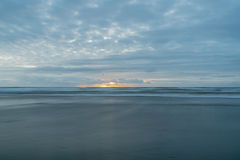 Cape Disappointment. Sunset at Cape Disappointment In The Cove Royalty Free Stock Photography