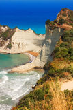 Cape Drastis, Corfu, Greece Royalty Free Stock Photo