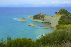 Cape Drastis, Corfu Royalty Free Stock Photo