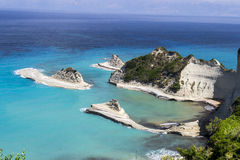 Cape Drastis Stock Photography