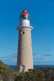 Cape du Couedic Lighthouse Photo stock