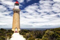 Cape du Couedic Lighthouse Lizenzfreies Stockfoto