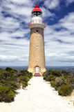 Cape du Couedic Lighthouse Photographie stock