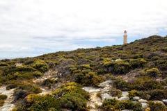 Cape du Couedic Lighthouse Images libres de droits