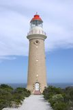 Cape Du Couedic Lighthouse Stock Photo