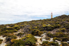Cape du Couedic Lighthouse Royalty Free Stock Images