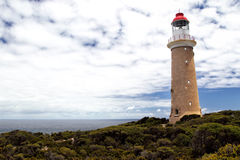 Cape du Couedic Lighthouse Royalty Free Stock Image