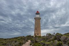 Cape du Couedic Lighthouse stock images