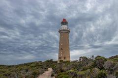 Cape du Couedic Lighthouse stock afbeeldingen