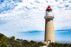 Cape du Couedic Lighthouse, Kangaroo Island, Australia Stock Images