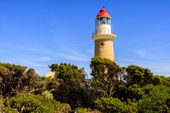 Cape du Couedic Lighthouse station in Flinders Chase National Park, Australia, Kangaroo Island