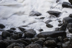 Cape du Couedic Pebbles 免版税库存图片