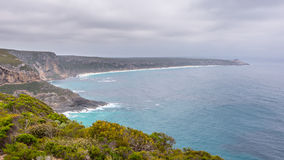 Cape Du Couedic, Weir Cove,  Remarkable Rocks,  Flinders Chase N Royalty Free Stock Photos