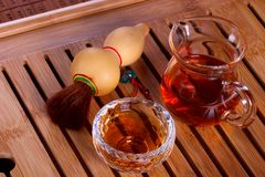Cape ears tea. Were put on the table Royalty Free Stock Photo