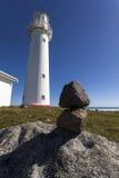 Cape Egmont Lighthouse Royalty Free Stock Photo