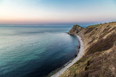 Cape Emine on Black sea Royalty Free Stock Photo