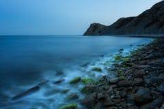 Cape Emine, Bulgaria stock photo