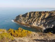 Cape Espichel Cliff, Atlantic Coast Stock Image