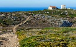 Cape Espichel, Portugal Royalty Free Stock Photo