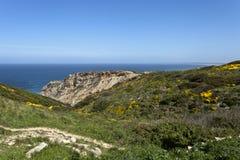 Cape Espichel, Portugal Royalty Free Stock Photos
