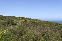 Cape Espichel, Portugal Stock Photo