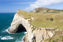 Cape Farewell. South Island New Zealand Royalty Free Stock Image