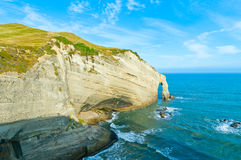 Cape Farewell, Able Tasman national park Royalty Free Stock Photography