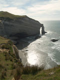 Cape Farewell cliffs Royalty Free Stock Photo