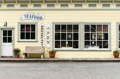 Cape Fear Cafe Royalty Free Stock Image