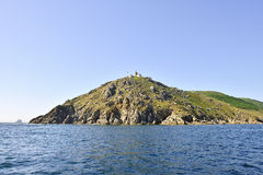Cape finisterre galicia spain Royalty Free Stock Image