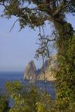 Cape Fiolent. At the zhgo-western coast of Crimea Royalty Free Stock Photo
