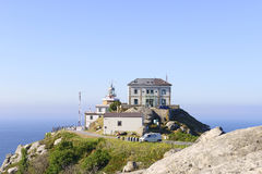 Cape fisterra galicia spain Stock Photography