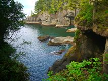Cape Flattery Stock Image