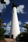 Cape Florida Light Stock Photography