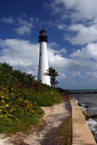 Cape Florida Light Royalty Free Stock Photo