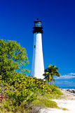 Cape Florida Lighthouse Stock Images