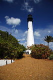 Cape Florida Lighthouse Royalty Free Stock Photo