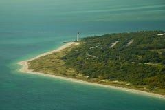 Cape Florida Lighthouse Royalty Free Stock Photos