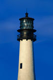 Cape Florida Lighthouse Royalty Free Stock Images