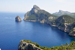Cape Formentor Stock Images