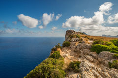 Cape Formentor Royalty Free Stock Photo